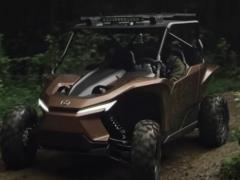 雷克萨斯采用氢动力发动机的概念车发布