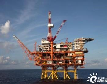 中国海上油田实现台风无人化生产