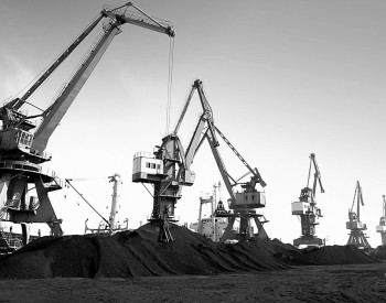 山西保供安徽首批煤炭发运到厂