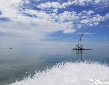 越南槟椥海上风电线路工程顺利完工