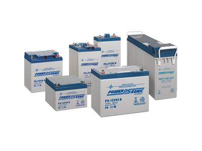 松尼克Power-Sonic蓄电池PG-12V系列参数表