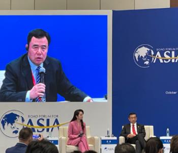 中广核副总经理李亦伦:实现生态安全目标 需从能源依赖转向技术依