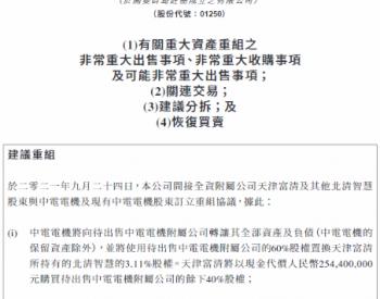 北清智慧将在A股上市,承诺3年业绩31.99亿元