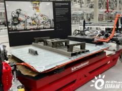 明年量产!特斯拉发布4680新电池架构