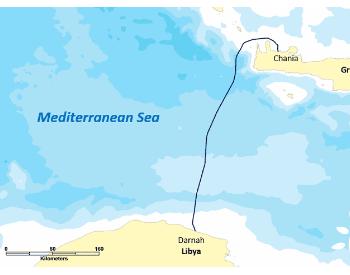 利比亚-希腊海底光缆系统Silphium重新启用