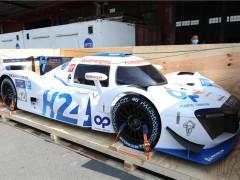 """米其林新品氢能源赛车有望从""""赛道""""驶入更多"""""""