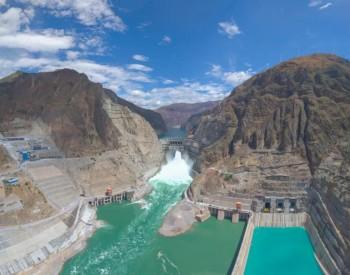 2.4GW!中国能建葛洲坝集团参建四川孟底沟水电站项目开工