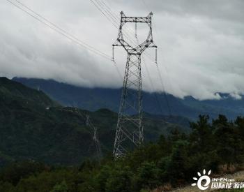 中国能建浙江火电承建丽水青田-海口220千伏线路工程投运