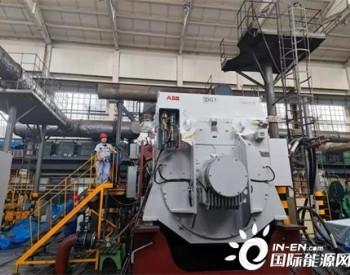 陕柴重工孟加拉单点系泊主柴油发电机组项目首批机组出厂