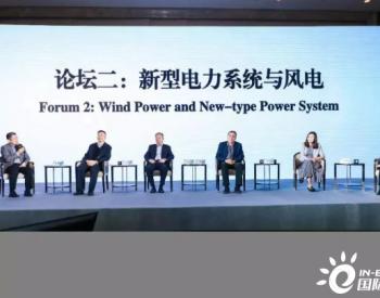高峰对话:华能、国电投、三峡、京能等高管论道新型电力系统与风电