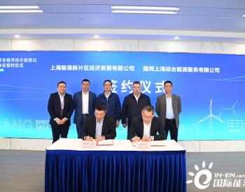 """上海首个全电综合能源站项目落地 可为电网""""削峰填谷""""近1800万度电量"""