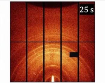 观察钙钛矿薄膜合成过程的新方法