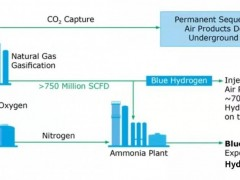斥资45亿美元,空气产品在美建造<em>蓝氢</em>工厂