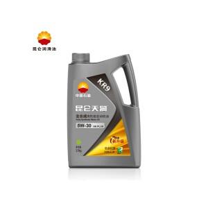 山西昆仑润滑油昆仑天润KR9全合成高性能发动机油
