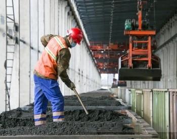 中国铁路哈尔滨局发送煤炭突破7000万吨
