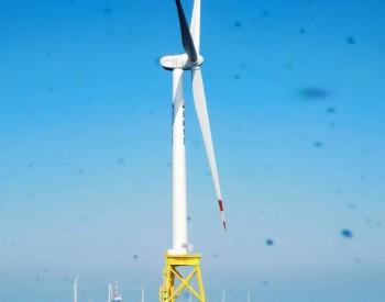 福建长乐外海海上风电场C区