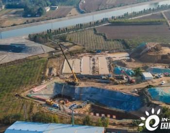 我国最长煤层气长输管道山西-河北段主体工程完工