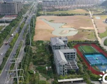 中国能建浙江火电承建台州220千伏台门线路迁改工