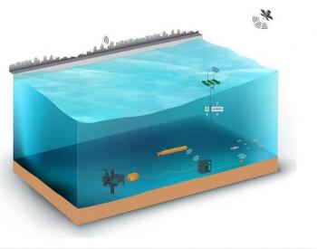 美国C-Power公司波浪能发电装置开展海试前系统集成