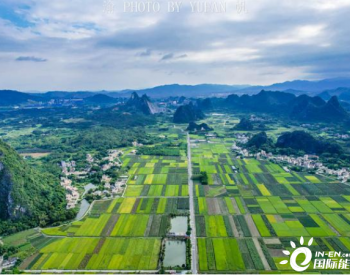 厉害了我的国!广东阳江航拍时发现大型光伏基地,绿色能源风光无限