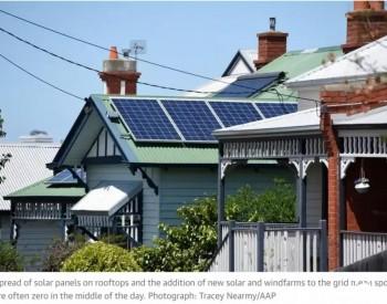 澳大利亚没电荒,可再生能源充裕导致<em>电力</em>市场负电价
