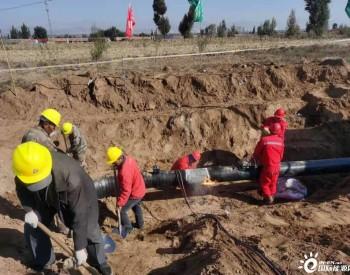 河北省张家口天然气输送再增通线管道