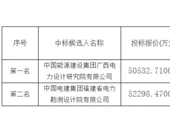 中标 | 中核汇能富川石家80MW、环江北宋二期80MW