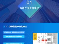 《氢能产业标准化白皮书》正式发布